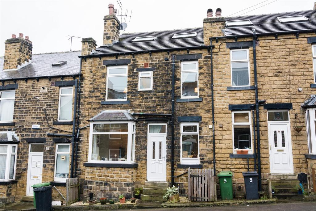 3 Bedrooms Terraced House for sale in Cowley Road, Rodley