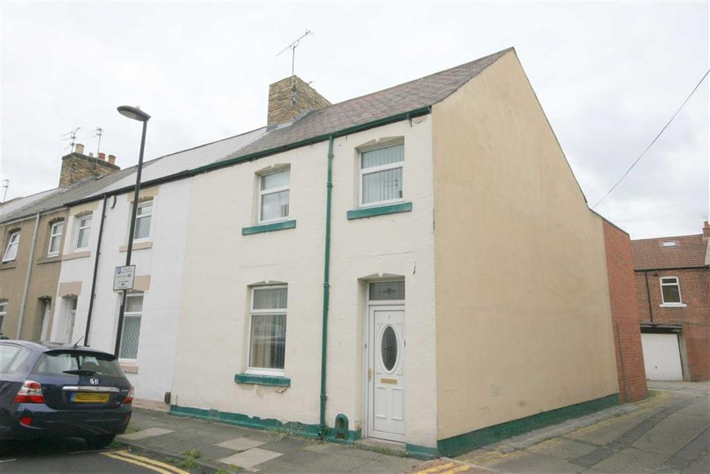 3 Bedrooms End Of Terrace House for sale in Duchess Street, Whitley Bay, Tyne And Wear, NE26