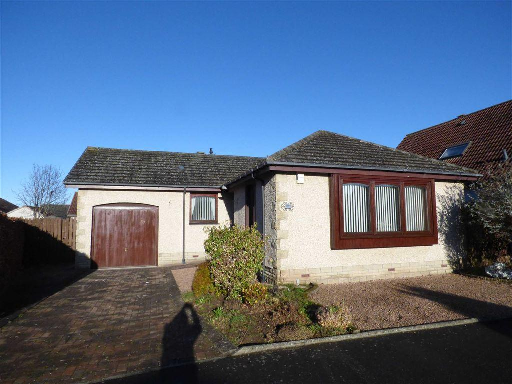 2 Bedrooms Bungalow for sale in Hogarth Drive, Cupar, FIFE