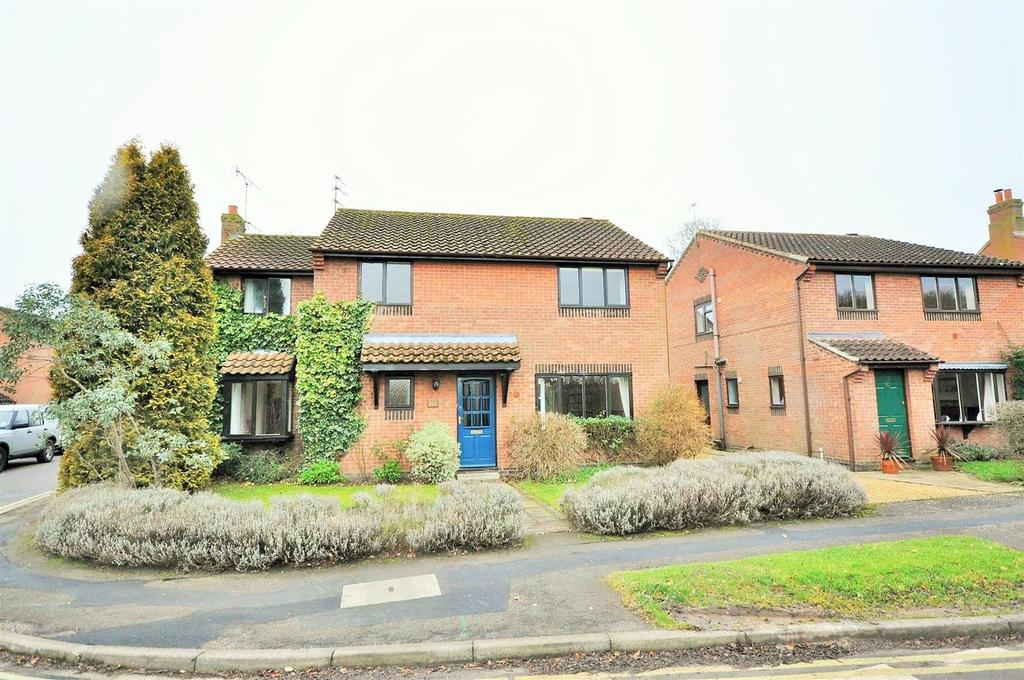 4 Bedrooms Detached House for sale in Heslington Court, Heslington, York, YO10 5EX
