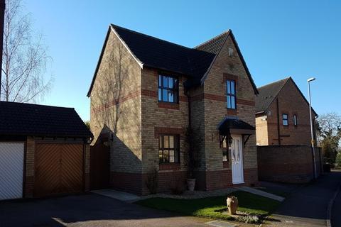 3 bedroom detached house for sale - Beaune Close, Duston, Northampton, NN5