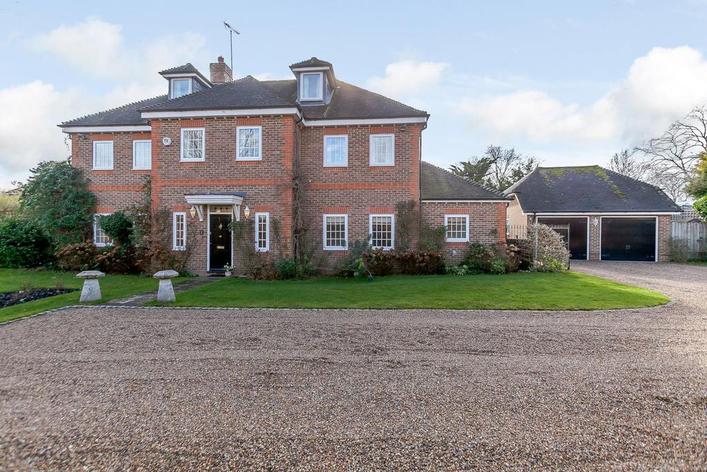 5 Bedrooms Detached House for sale in Stevens Lane, Rotherfield Peppard, Henley-on-Thames