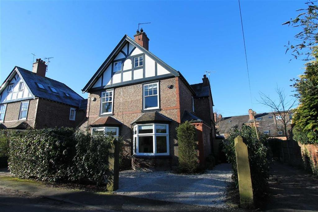 4 Bedrooms Semi Detached House for sale in The Avenue, Alderley Edge