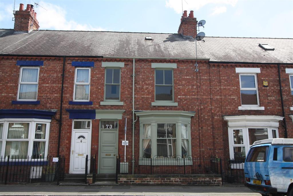 3 Bedrooms Terraced House for sale in Clifton Road, Darlington