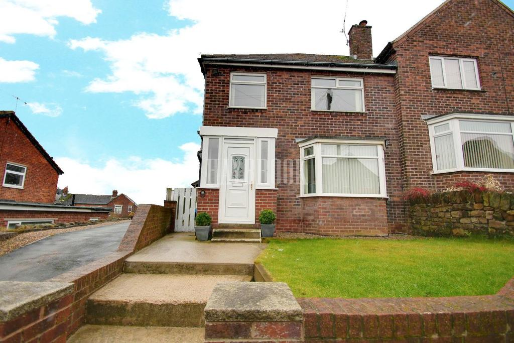 3 Bedrooms Semi Detached House for sale in Grove Road, Deepcar