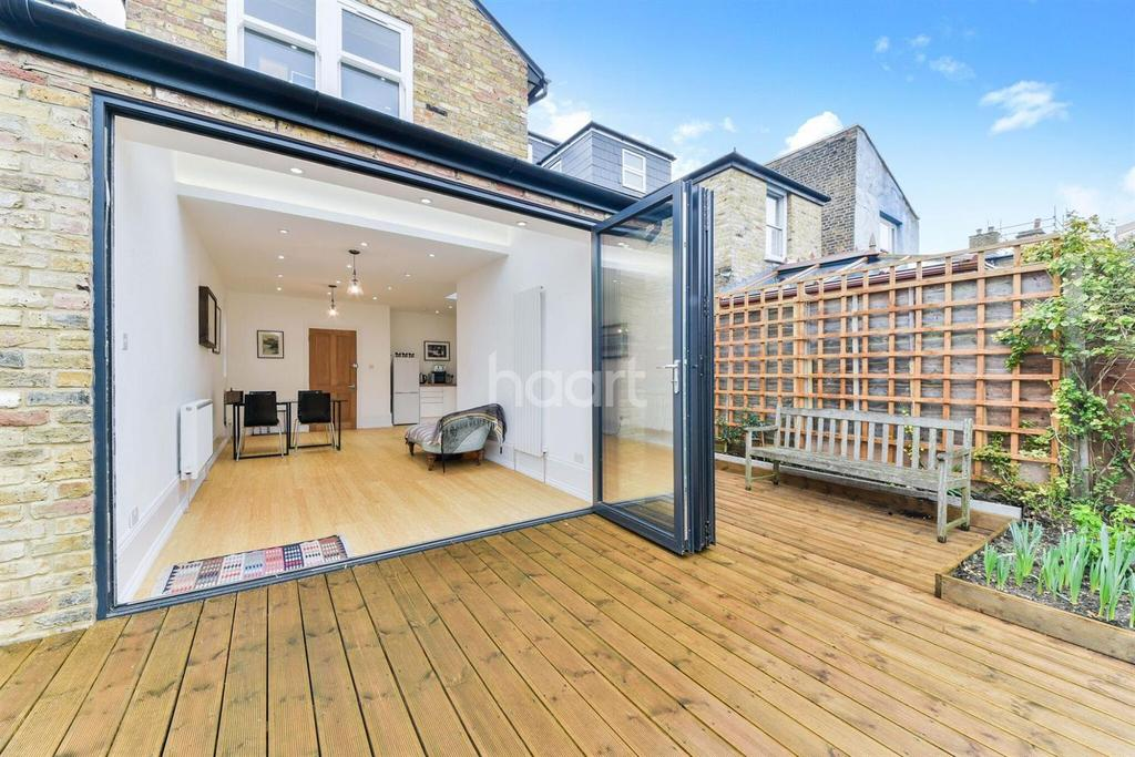 3 Bedrooms End Of Terrace House for sale in Robinson Road, SW17