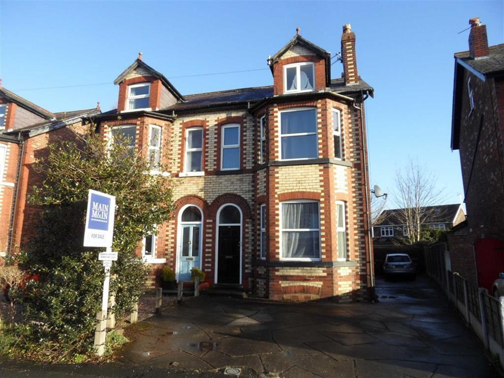 3 Bedrooms Block Of Apartments Flat for sale in Northenden Road, Gatley