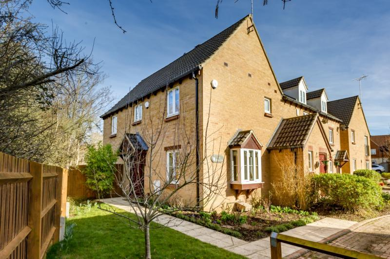 3 Bedrooms Semi Detached House for sale in Badgers Walk, Oxford, Oxfordshire