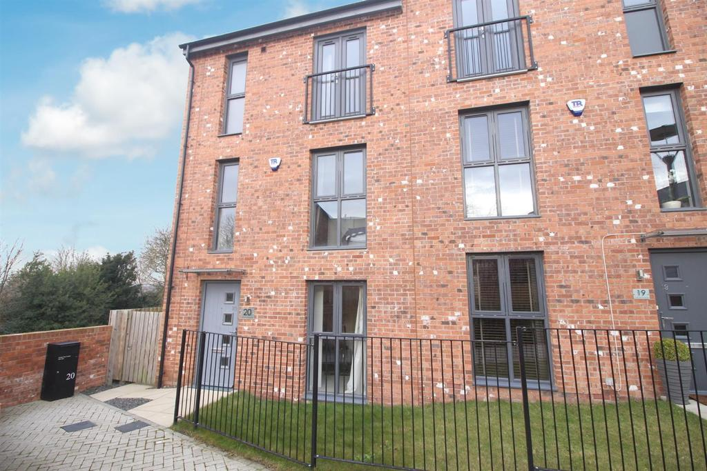 4 Bedrooms Town House for sale in Park View Avenue, Gateshead