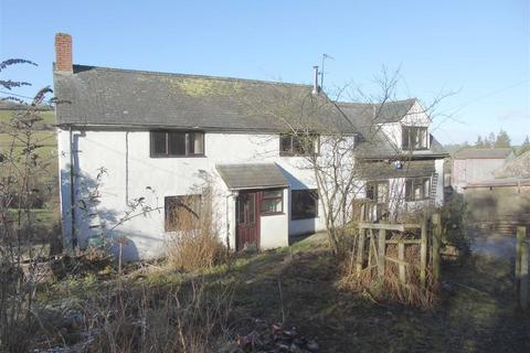 4 bedroom property with land for sale - The Glyn, Llanfair Caereinion, Welshpool, Powys, SY21
