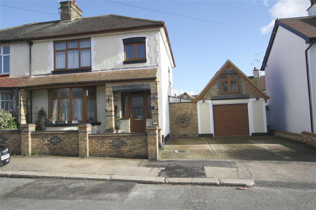 4 Bedrooms Semi Detached House for sale in Elm Road, Leigh-On-Sea, Essex
