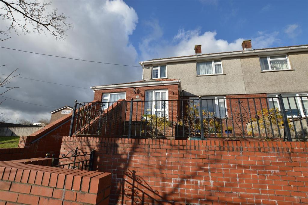 4 Bedrooms Semi Detached House for sale in Pantyffynnon Road, Ammanford