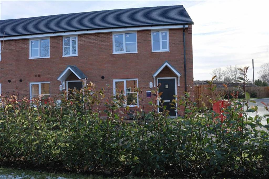 3 Bedrooms Mews House for sale in Wilding Drive, Coppenhall, Crewe