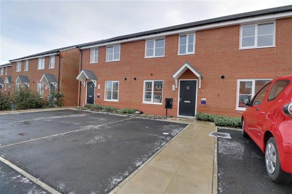 3 Bedrooms Mews House for sale in Stable Croft Close, Coppenhall, Crewe