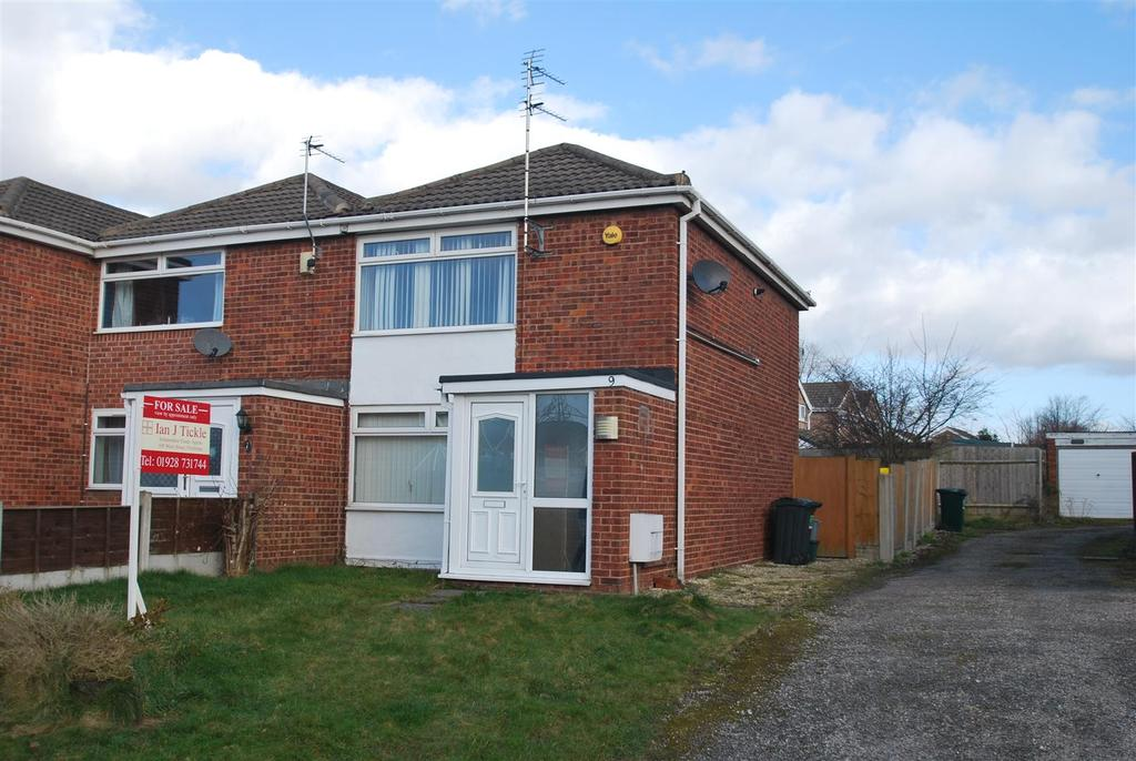 2 Bedrooms Town House for sale in Ferndale Avenue, Elton