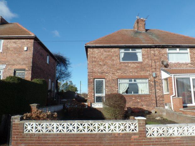 3 Bedrooms Semi Detached House for sale in NORTH CRESCENT, EASINGTON VILLAGE, PETERLEE AREA VILLAGES