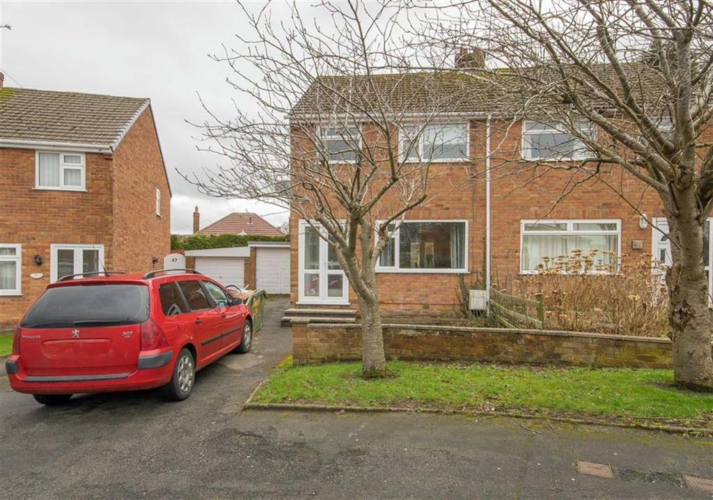 3 Bedrooms Semi Detached House for sale in Parc Hendy, Mold, Mold