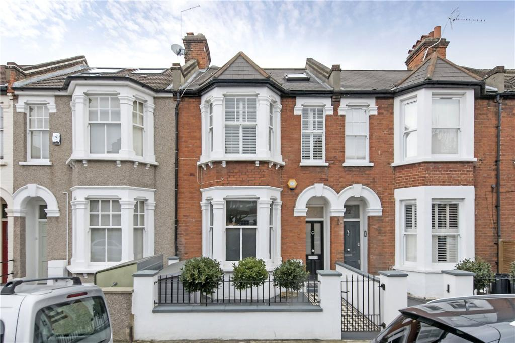 4 Bedrooms Terraced House for sale in Laitwood Road, London, SW12