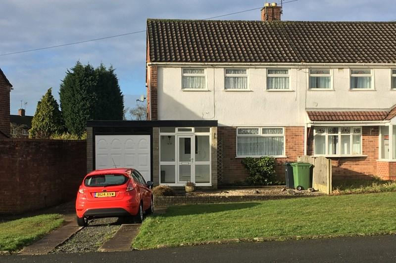 3 Bedrooms Semi Detached House for sale in Howley Grange Road, Halesowen