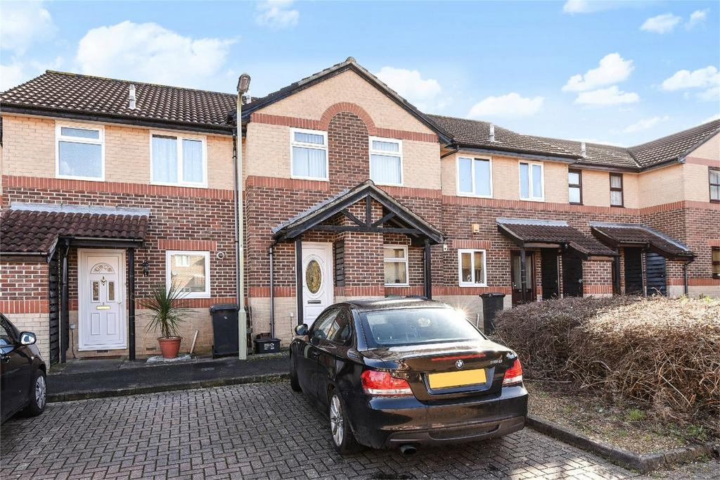 2 Bedrooms Terraced House for sale in Atlantic Park View, West End, Southampton, Hampshire
