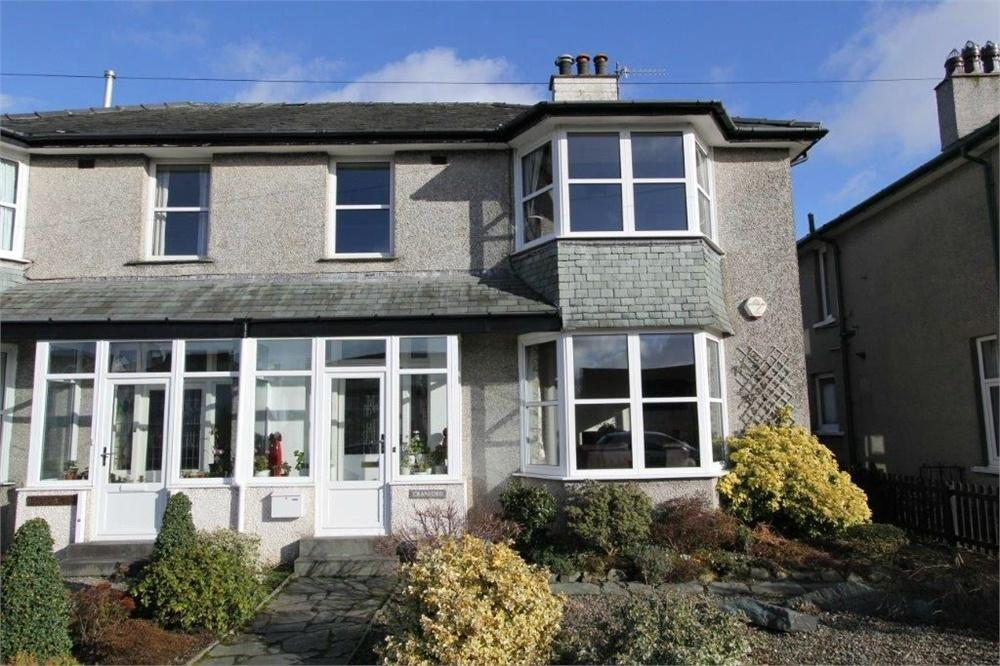 3 Bedrooms Semi Detached House for sale in Cranford, High Hill, Keswick, Cumbria