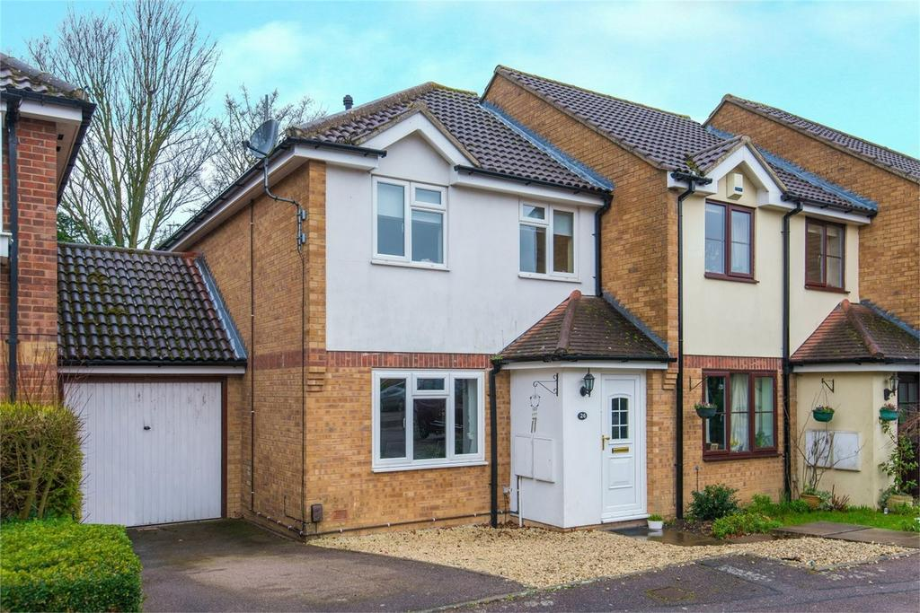 3 Bedrooms End Of Terrace House for sale in Kristiansand Way, Letchworth Garden City, Hertfordshire