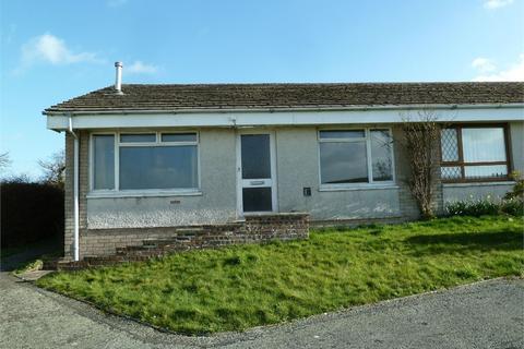 2 bedroom terraced bungalow for sale - 36 Felin Ban Estate, Cardigan, Ceredigion