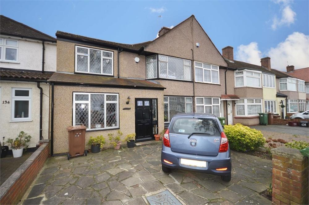 4 Bedrooms End Of Terrace House for sale in Rowley Avenue, Sidcup