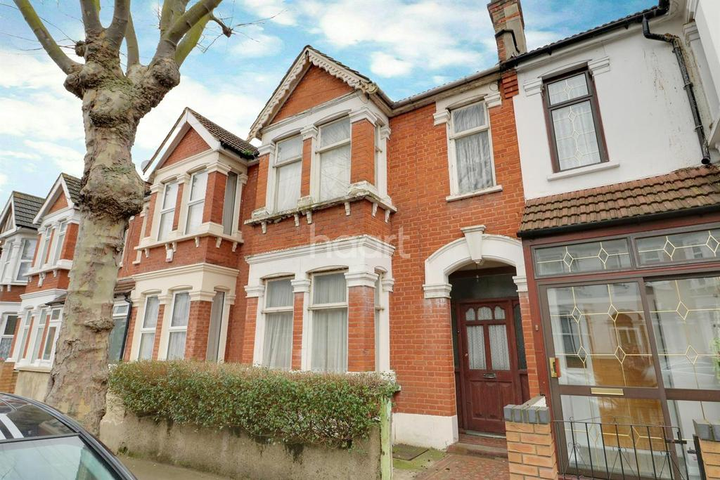 3 Bedrooms End Of Terrace House for sale in Browning Road, Manor Park