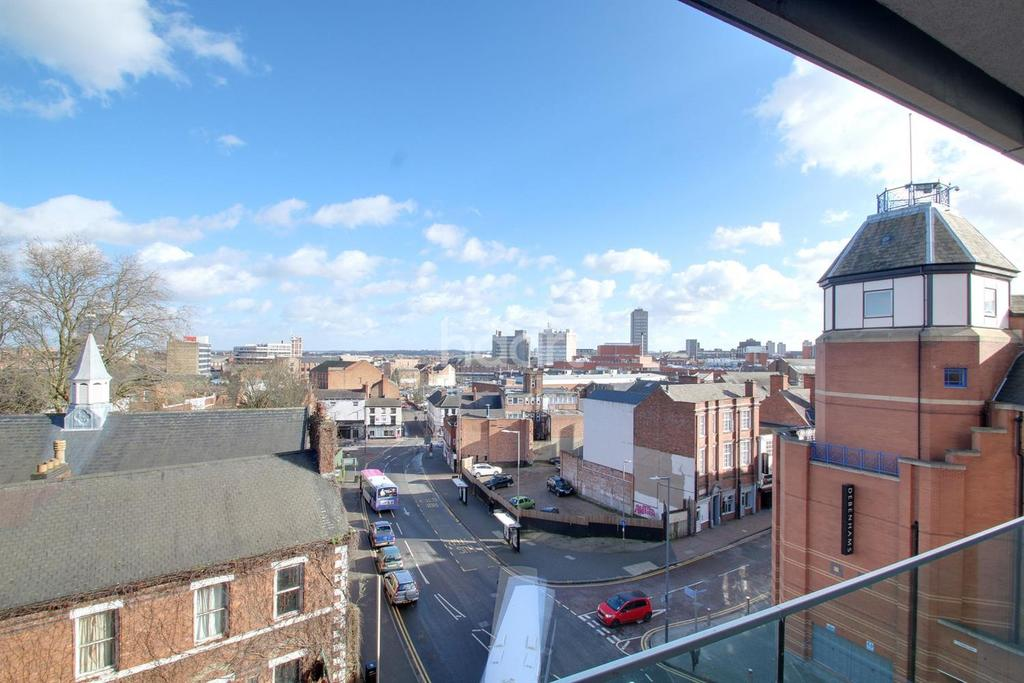 1 Bedroom Flat for sale in Arcus Apartment, East Bond Street, Leicester