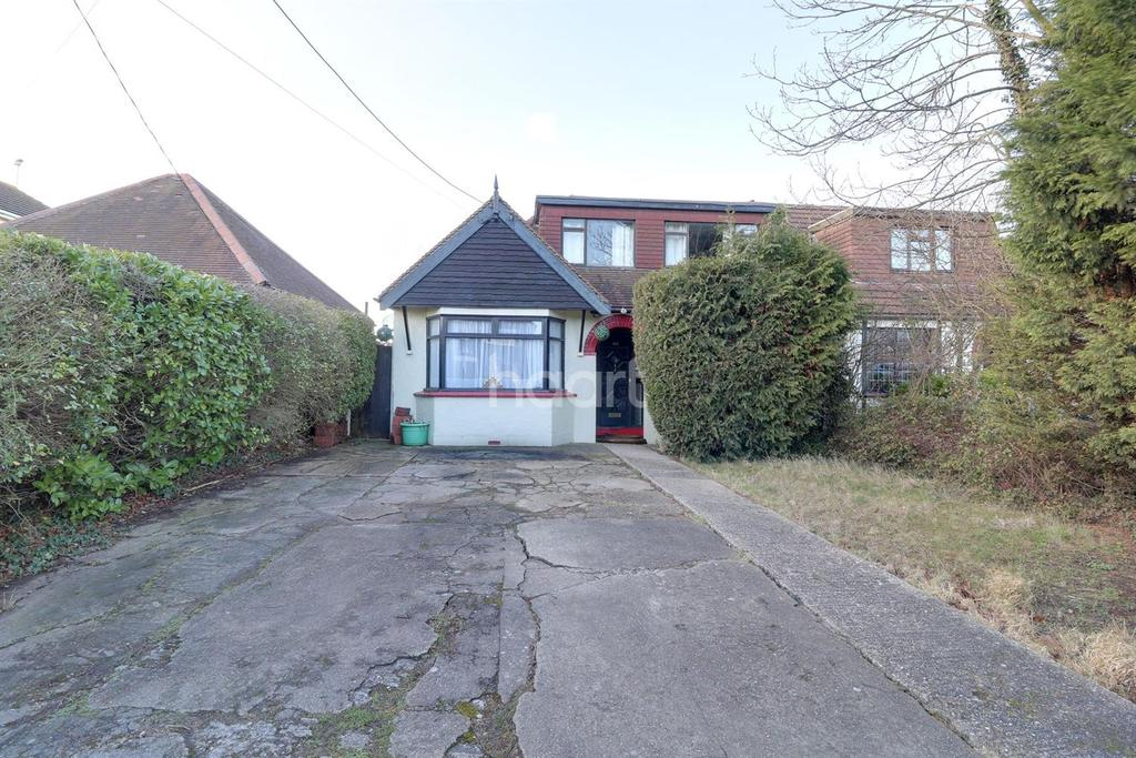 4 Bedrooms Semi Detached House for sale in Down Hall Road, Rayleigh