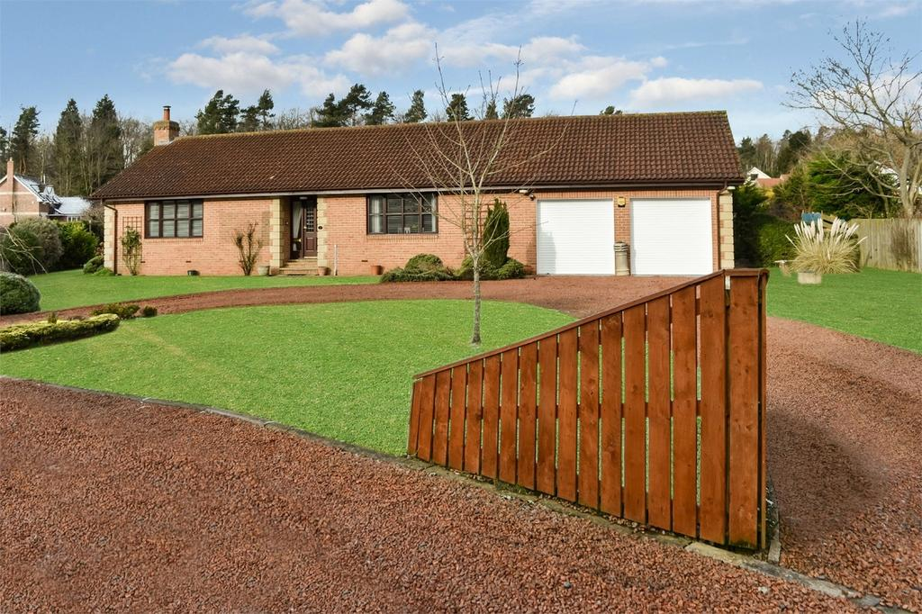 4 Bedrooms Detached Bungalow for sale in 3 The Lea, Swarland, MORPETH, Northumberland