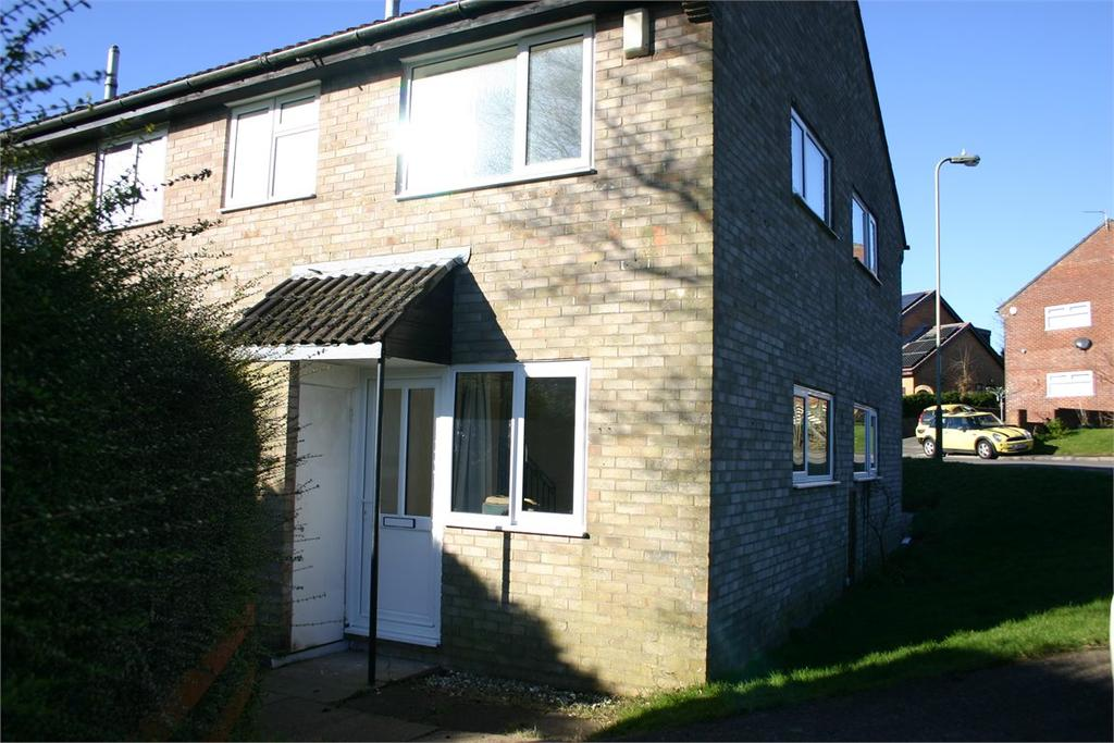 1 Bedroom End Of Terrace House for sale in 55 Bryn Yr Ysgol, Caerphilly, CF83 2BY