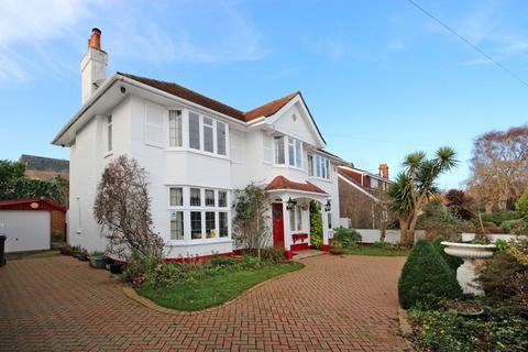 5 bedroom detached house for sale - Ravine Road, Boscombe Manor, Bournemouth