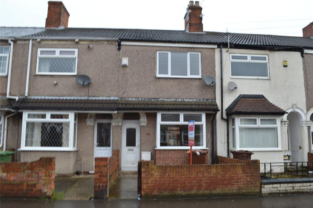 3 Bedrooms Terraced House for sale in Welholme Road, Grimsby, North East Lincolnshire, DN32