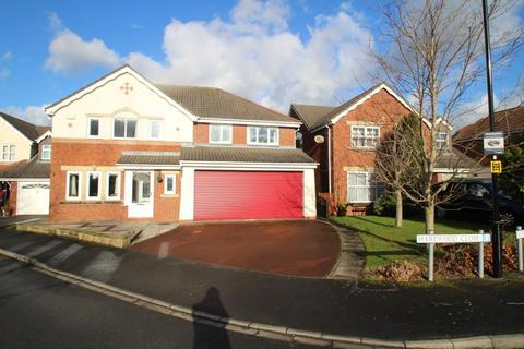 5 bedroom detached house to rent - HAREWOOD CLOSE, RAWCLIFFE, YORK, YO30 5XQ