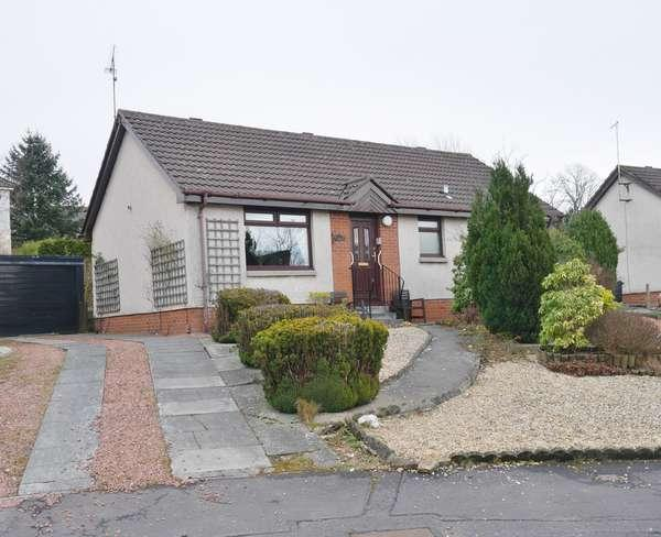 2 Bedrooms Detached Bungalow for sale in 18 Woodfield, Uddingston, Glasgow, G71 6LZ