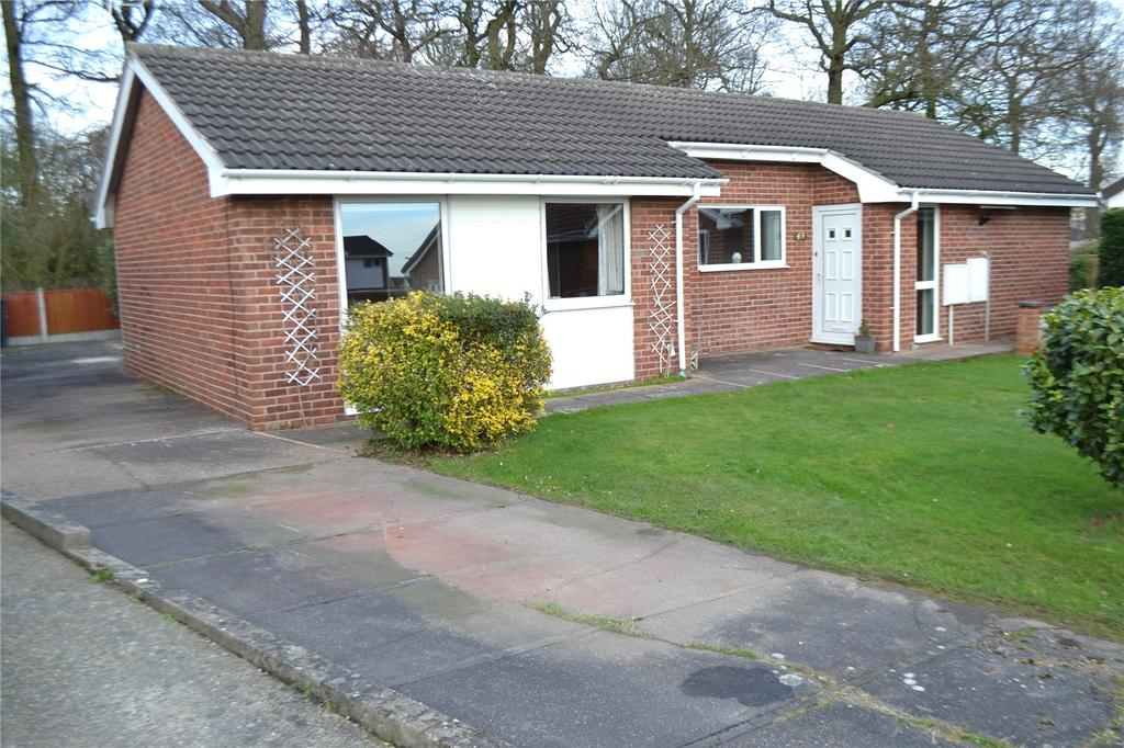 3 Bedrooms Detached Bungalow for sale in Marlow Road, Gainsborough, Lincolnshire, DN21