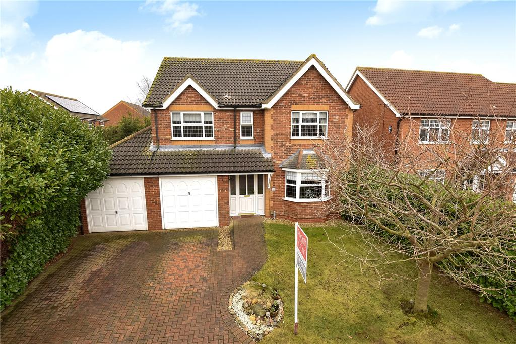 4 Bedrooms Detached House for sale in Albery Way, New Waltham, DN36