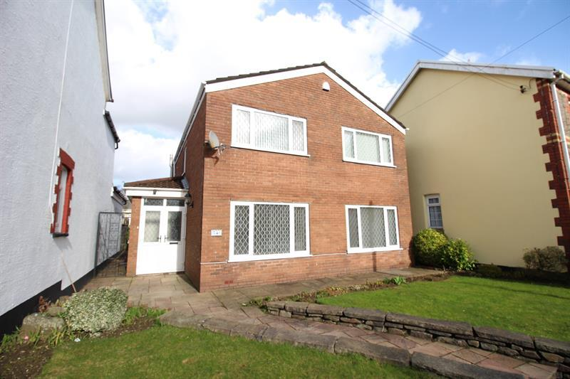 4 Bedrooms Detached House for sale in Mill Road, Caerphilly