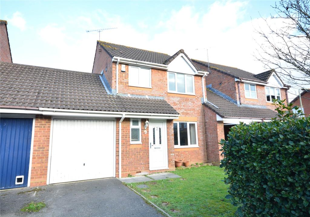 3 Bedrooms Link Detached House for sale in The Cloisters, Romsey, Hampshire, SO51