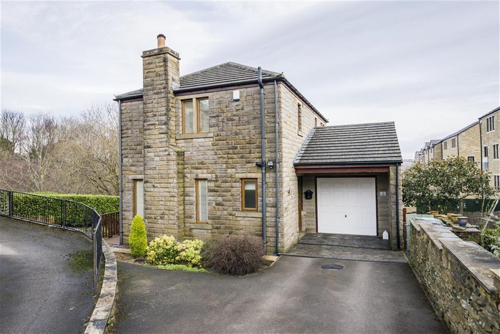 3 Bedrooms Detached House for sale in Albion Court, Meltham, Holmfirth, HD9