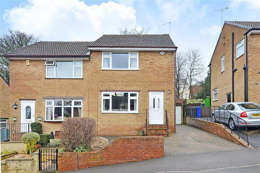 3 Bedrooms Semi Detached House for sale in 94, Moor View Road, Woodseats, Sheffield, S8