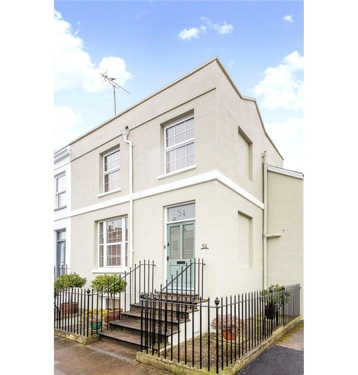 5 Bedrooms Terraced House for sale in Tivoli Street, Cheltenham, Gloucestershire, GL50