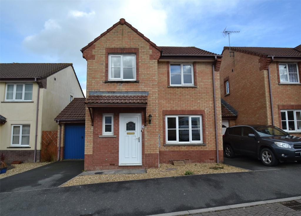 3 Bedrooms House for sale in Cross Meadows, Roundswell