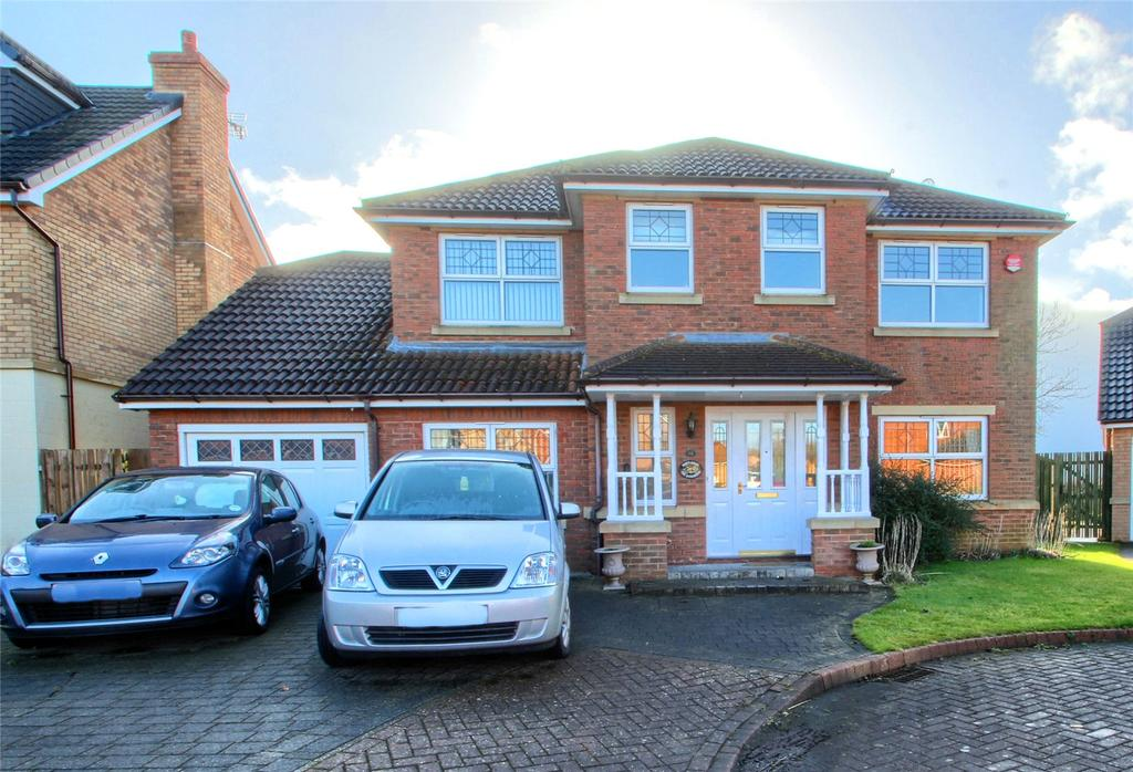 3 Bedrooms Detached House for sale in Heddon Grove, Ingleby Barwick