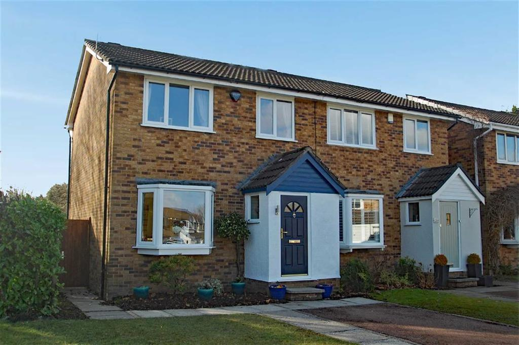 3 Bedrooms Semi Detached House for sale in Broomfield Close, Wilmslow, Cheshire