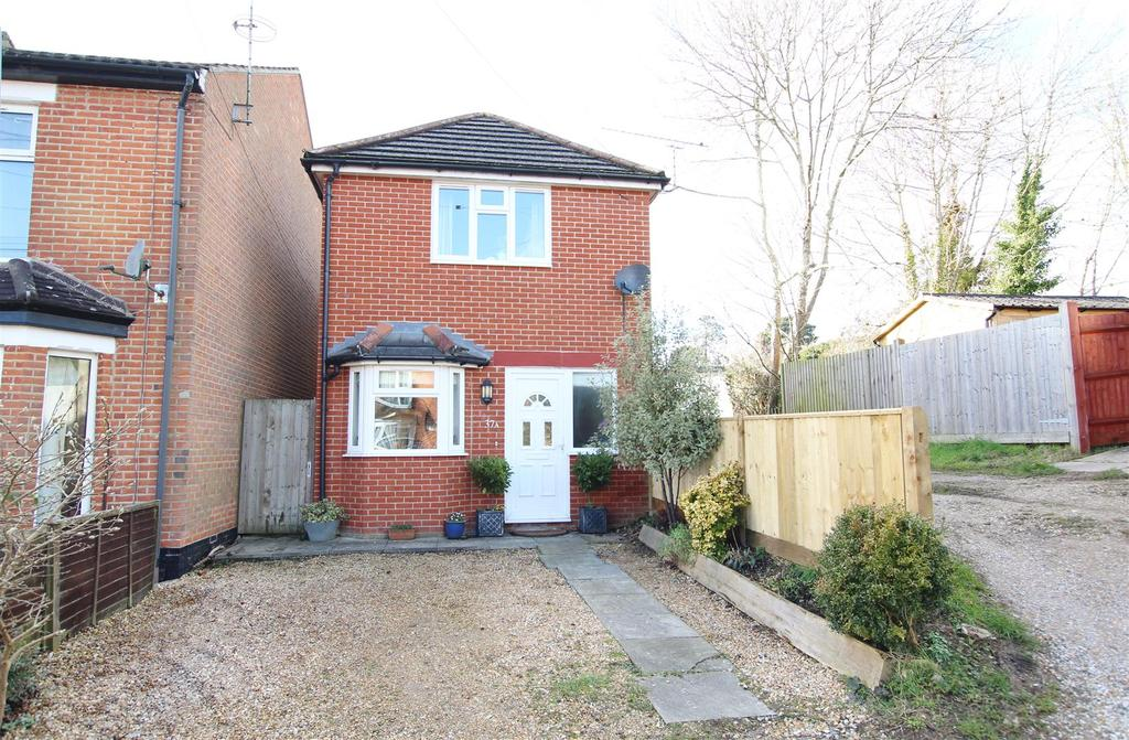 3 Bedrooms Detached House for sale in St. Marys Road, Bishopstoke, Eastleigh