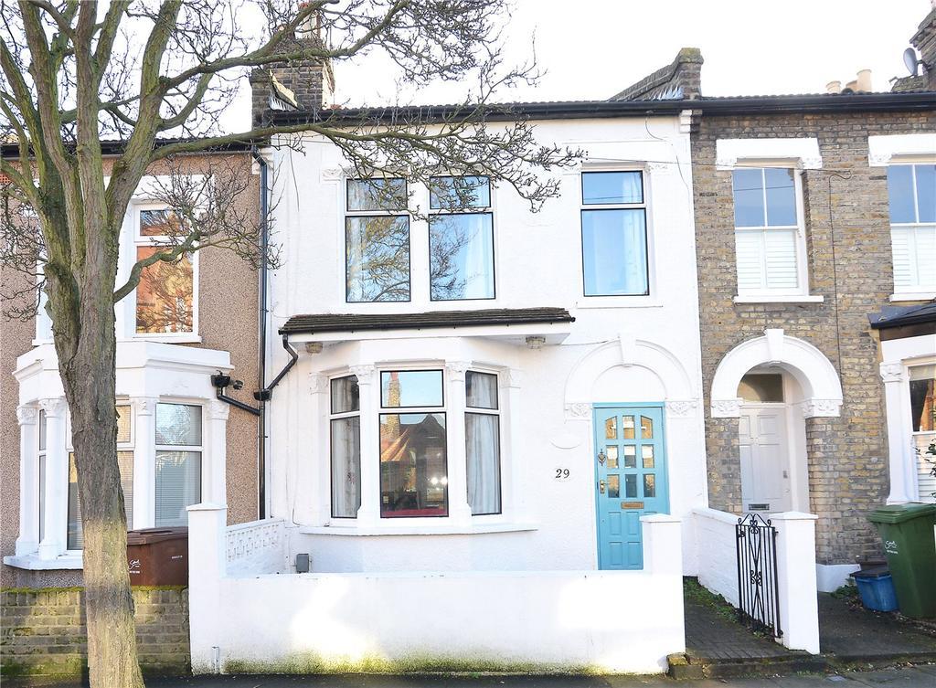 2 Bedrooms Terraced House for sale in Jennings Road, East Dulwich, London, SE22
