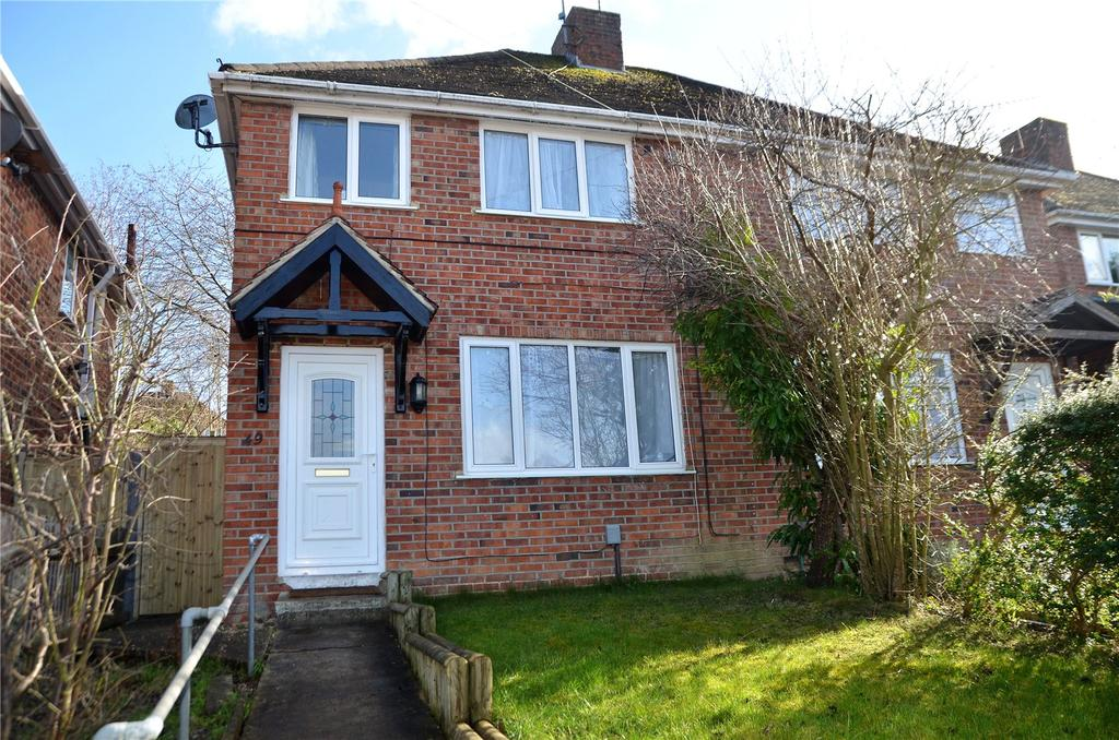 3 Bedrooms Semi Detached House for sale in Rodway Road, Tilehurst, Reading, Berkshire, RG30